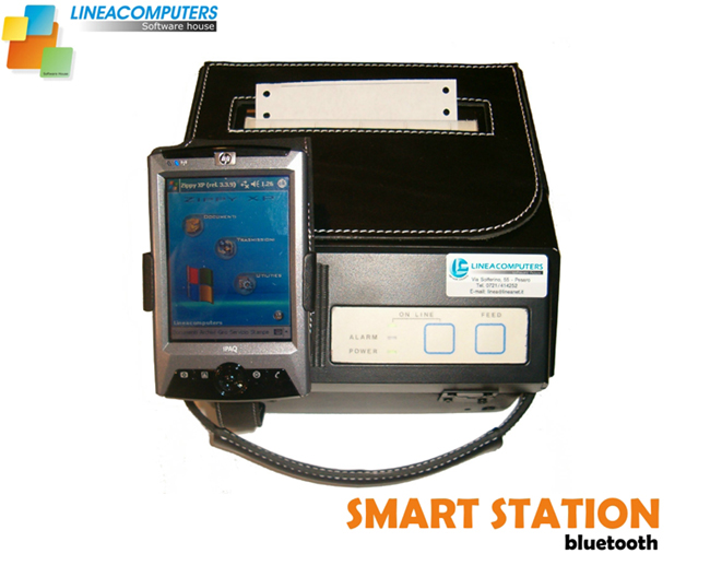 Smart station bluetooth :